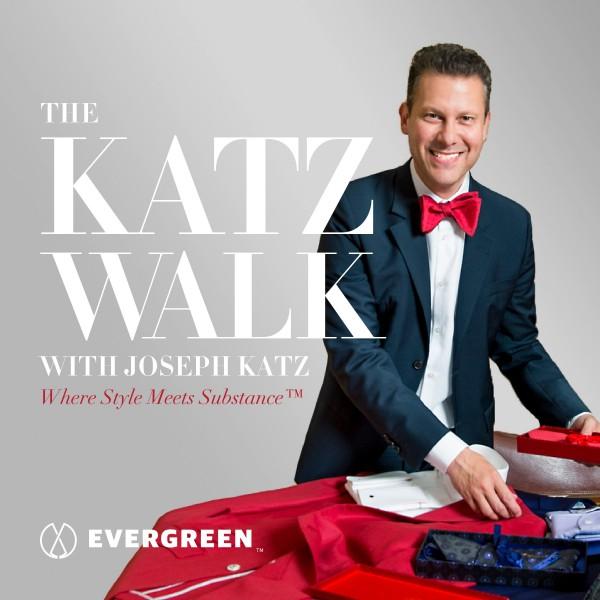 Profile artwork for The Katz Walk with Joseph Katz