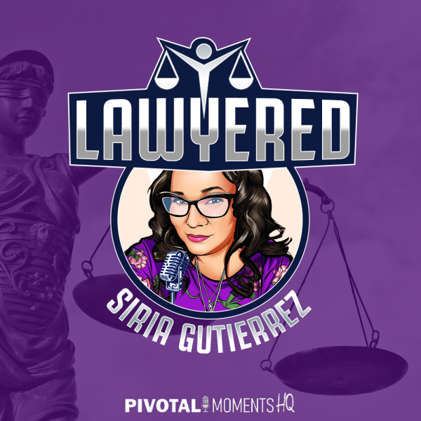 Profile artwork for Lawyered with Siria