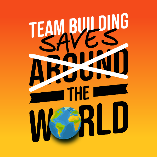 Profile artwork for Team Building Saves The World