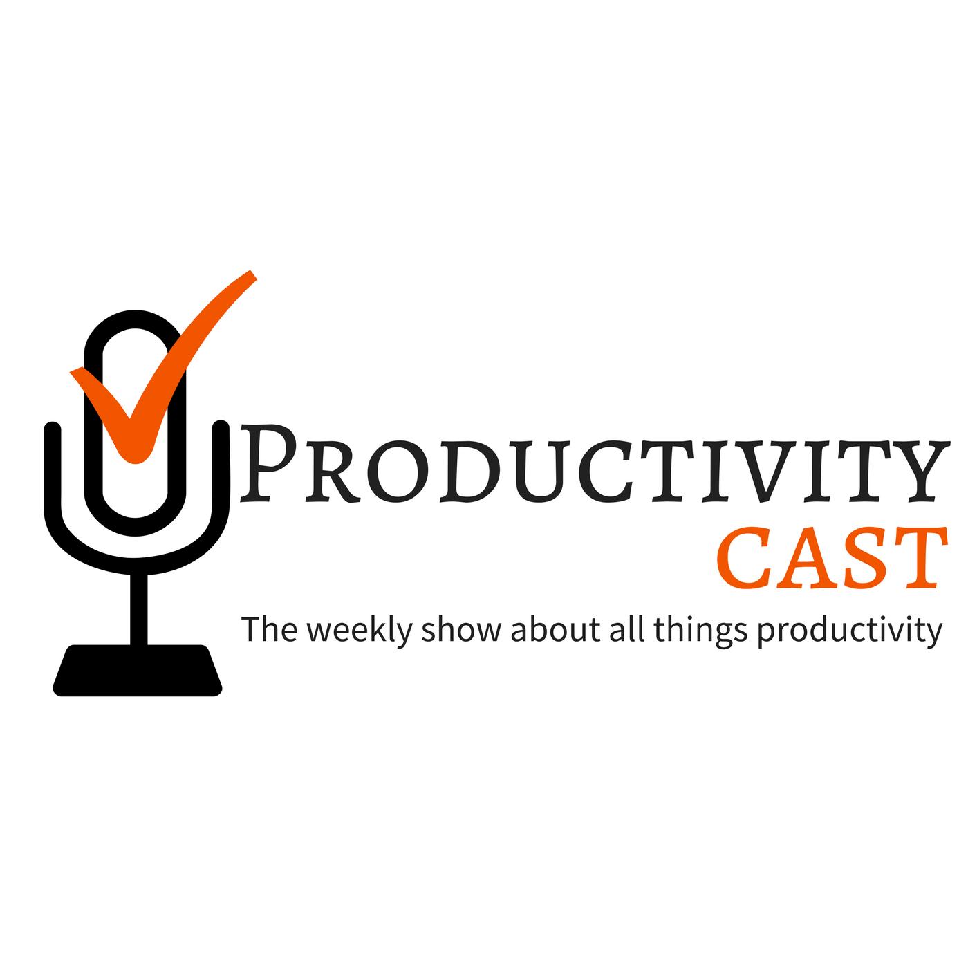 Profile artwork for ProductivityCast